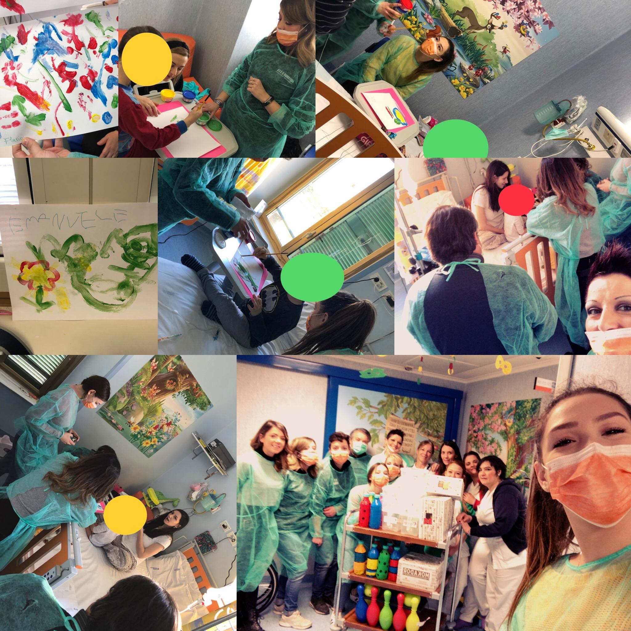 Febbraio 2019 - Donazione Ospedale Pediatrico Bambino Gesù