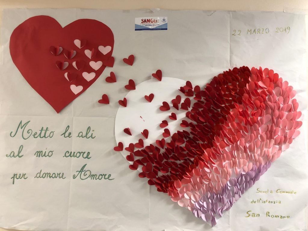 Associazione Donatori Volontari Sangue - Copertina