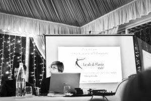 Serata Presentazione Le Ali di Flavio OdV