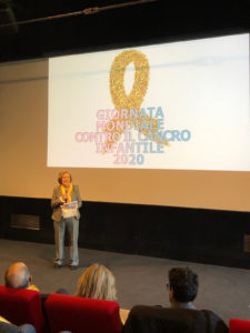 XIX Giornata Mondiale contro il Cancro Infantile - 17 - Marisa Fasanelli - Presidente Peter Pan OdV