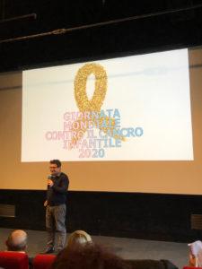 XIX Giornata Mondiale contro il Cancro Infantile - 18 - Assessore Politiche Sociali Primo Municipio Roma
