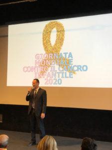 XIX Giornata Mondiale contro il Cancro Infantile - 19 - Avv. Marcello De Vito - Presidente Assemblea Capitolina