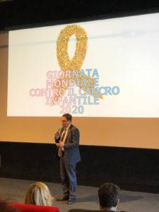 XIX Giornata Mondiale contro il Cancro Infantile - 20 - Alessio D'Amato - Assessore Sanità e Integrazione Socio Sanitaria Regione Lazio